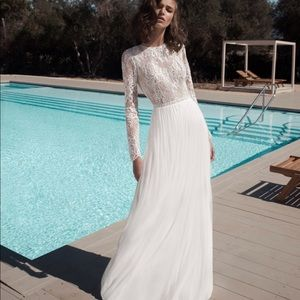 Flora Bridal wedding dress